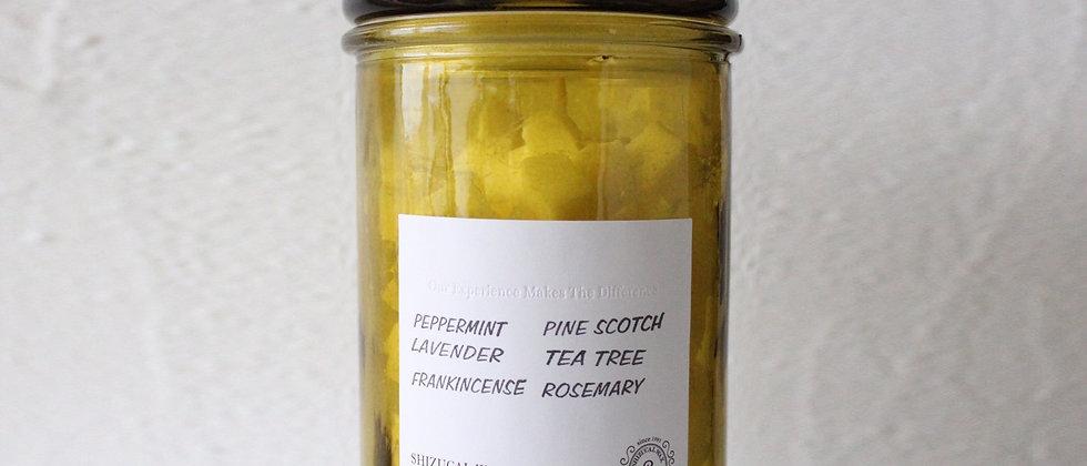 PEPPERMINT-LAVENDER-FRANKINCENSE-PINE SCOCTH-TEA TREE-ROSEMARY