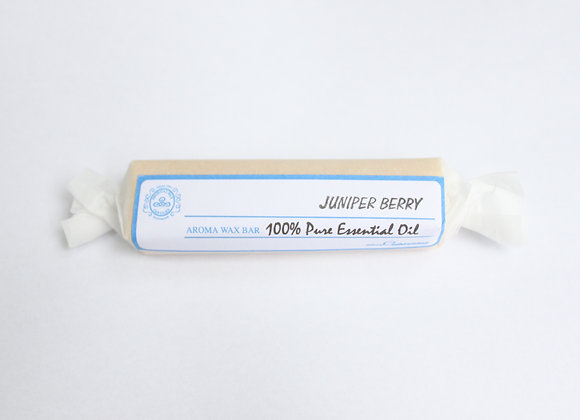 AROMA WAX BAR:     JUNIPER BERRY