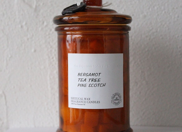 BERGAMOT - TEA TREE - PINE SCOTCH
