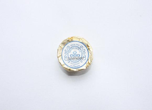 AROMA TEA LIGHT CANDLE : CEDAR WOOD