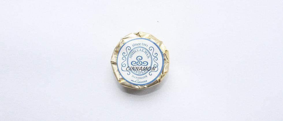 AROMA TEA LIGHT CANDLE : CINNAMON