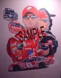 Dale Earnhardt, Jr. Limited Edition of 180