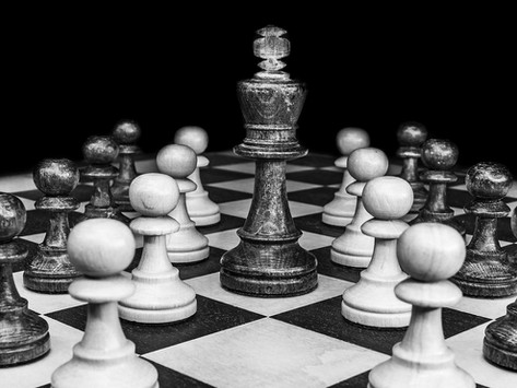 (Ar) Konkurencija skatina tobulėjimą...