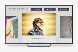 Flickr Apple TV Curated Gallery