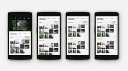 Flickr 4.0 Timeline Filter Concepts