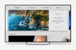 Flickr Apple TV Home Nav Your Album