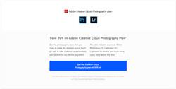 Adobe CC Pro Get the Plan CTA