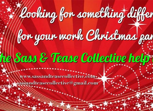 Christmas Bookings now open