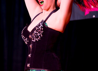 Australian Burlesque Festival 2014 - Melbourne