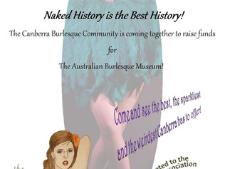 Australian Burlesque Association Fundraiser - The Showcase Showcase