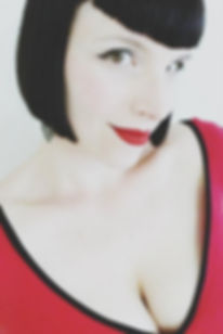 Canberra burlesque teacher and performer Tiffany Blue
