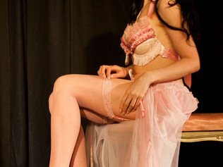 My Burlesque Journey - Claire Louise