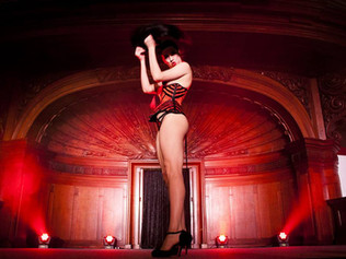 Best Burlesque win at the AAIA for the Fantastic Ms Fox!