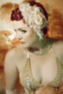 Burlesque performer and producer Dolores Daquiri