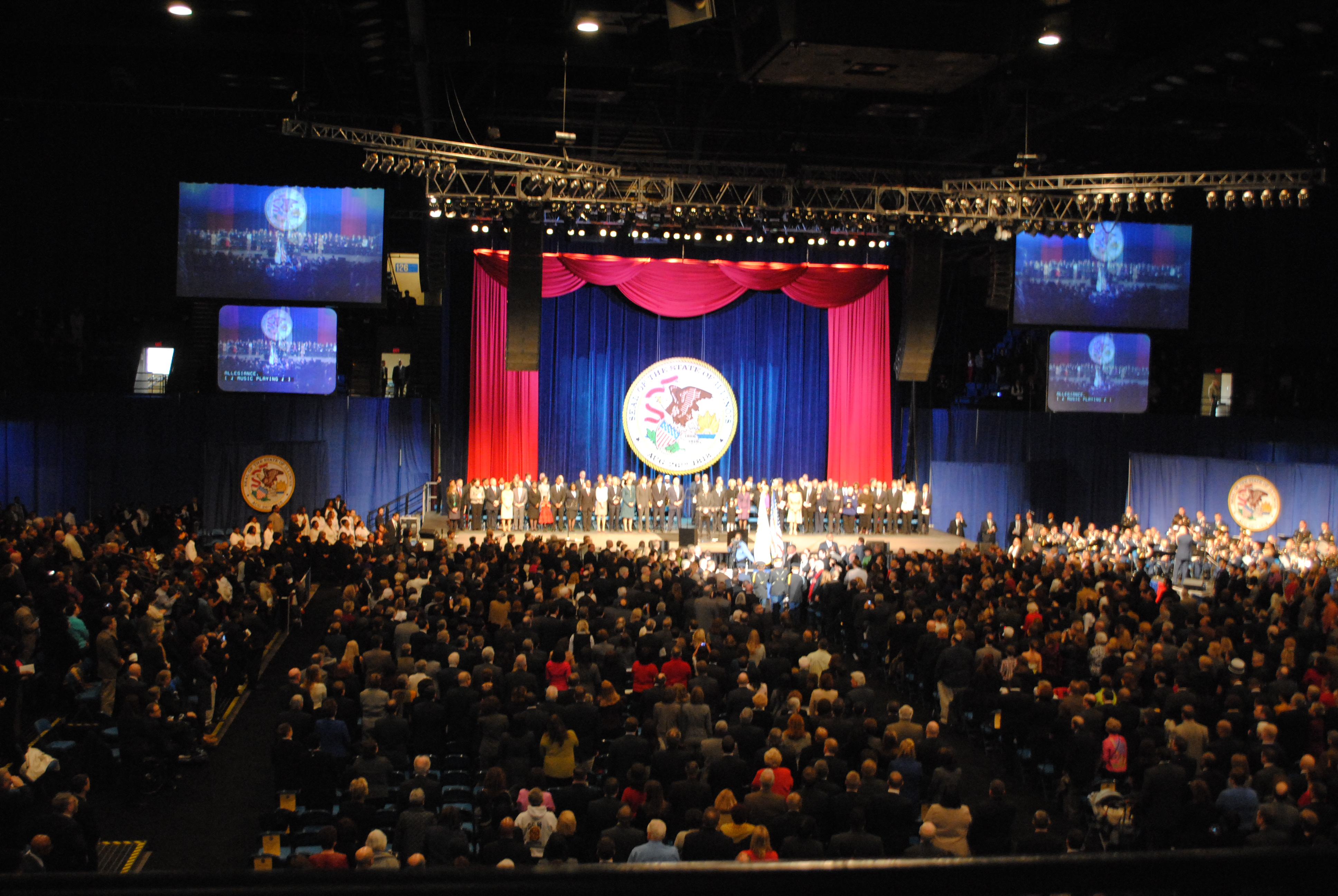 INAUGURAL CEREMONY AND BALL 2011 015