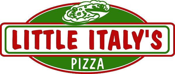 Little Italys Pizza Logo