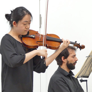 Jiapei Li, Violine
