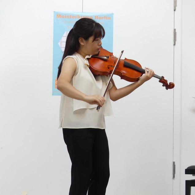 Jungmin Yang, Viola
