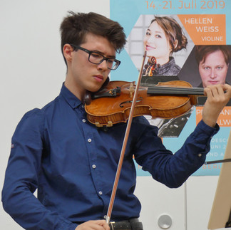 Nicolai Donath, Violine
