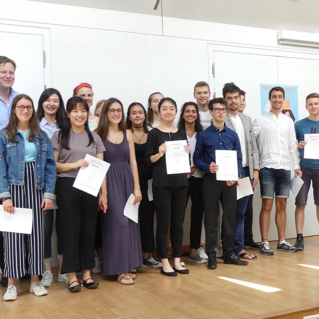 Abschlusskonzert Meisterkurse Berlin 201