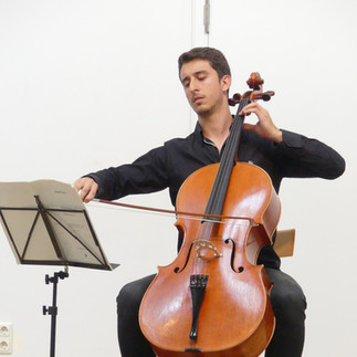 Javier Masiá Martinez, Violoncello