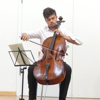 Marcel Leczky, Violoncello
