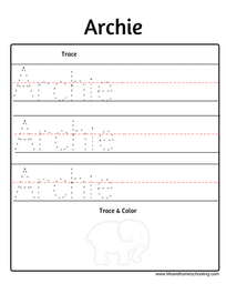 Archie name trace
