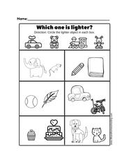 Free kindergarten back to school worksheets