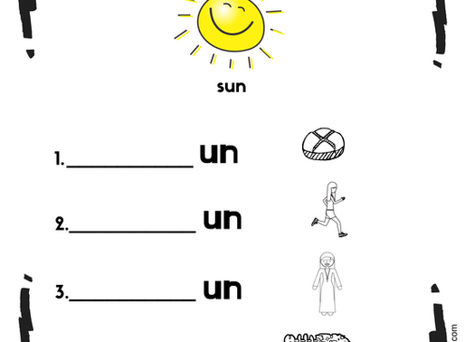 Making New Words Printable Activity Worksheets