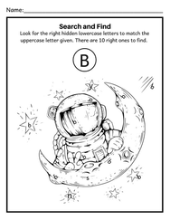 Lowercase Search & Find