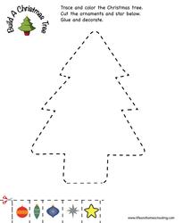 Free Christmas printable activity