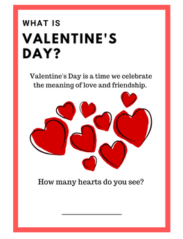 What is Valentines Day Printable