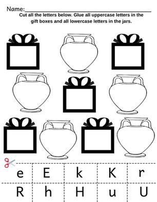 Free Alphabet Sorting
