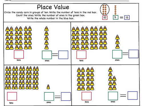 Place Value (Fall)