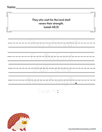 Free traceable bible verses