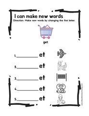 Free kindergarten back to school worksheets. Life and homeschooling.