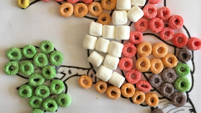 Froot Loops Color By Number