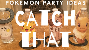 Pokemon Party on a Budget