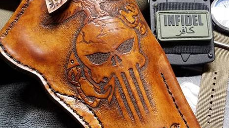 Customized Leather Holsters