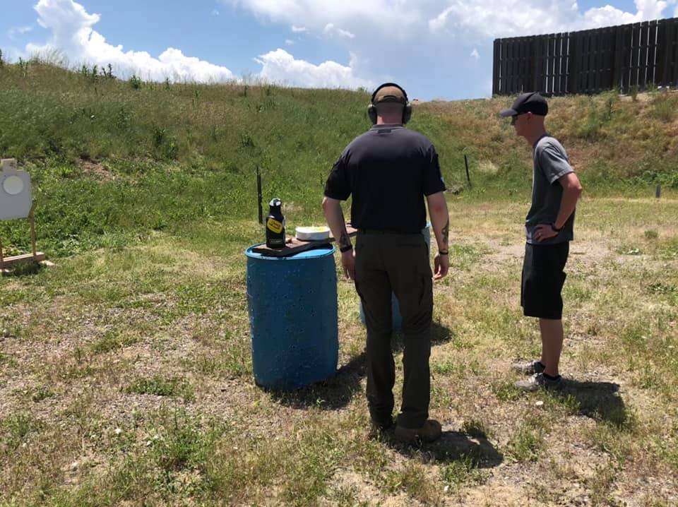 CCW Range Instruction