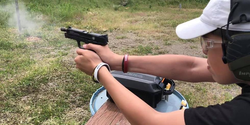 Range Training Session