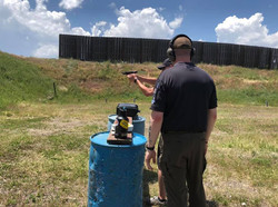 CCW Range Time