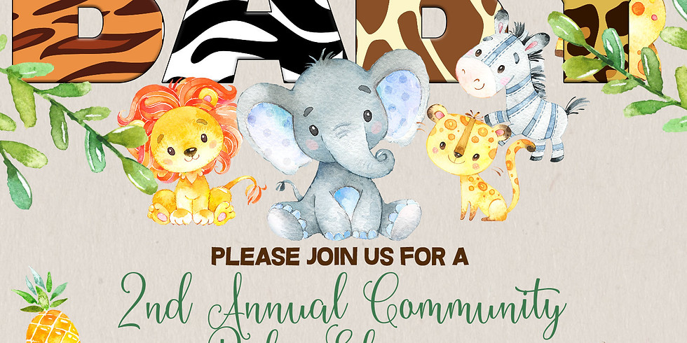 2nd Annual Community Baby Shower