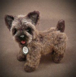"Toto   Cairn Terrier 7"""
