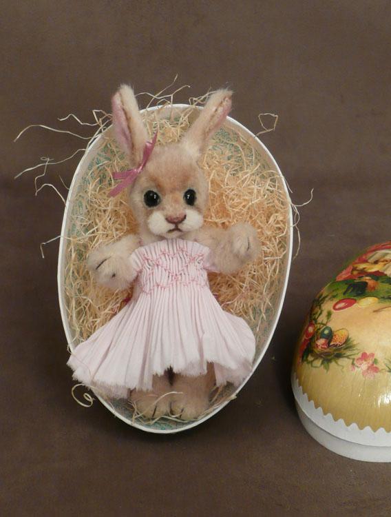 Mopsy the No No Bunny