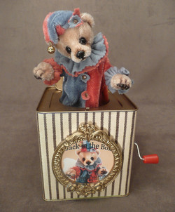 Jack in the Box Bear
