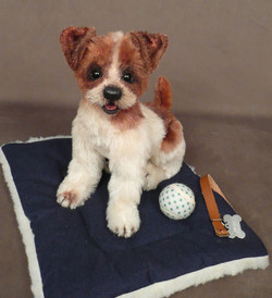 """Benny Jack Russell Terrier 10"""""""