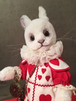 2017 White Rabbit Hearts