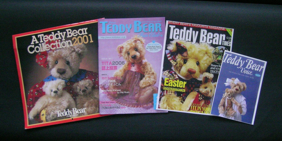 Artist magazine covers