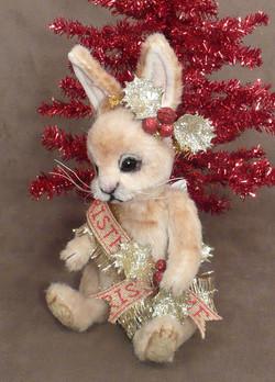 Christmas no no Bunny